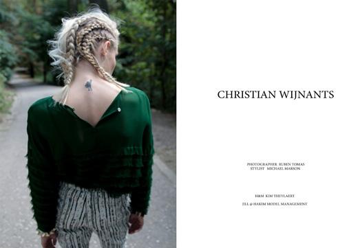 Christian Wijnants I