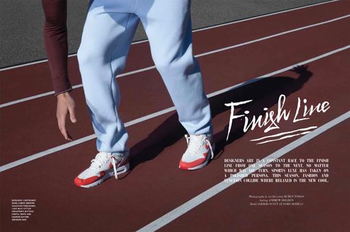 OHME06 Finish Line I