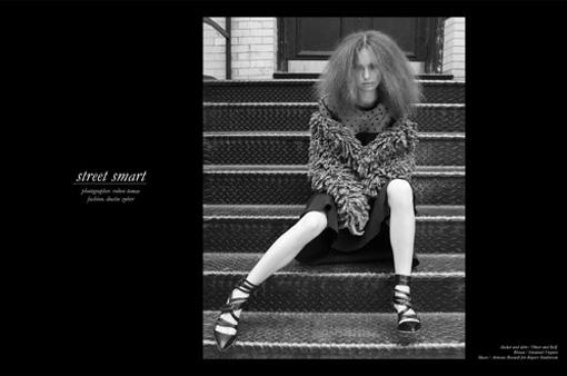 Schon Magazine Streetsmart Editorial I